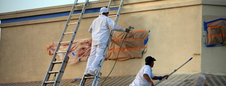Cincinnati Commercial Painting We Paint Cincinnati